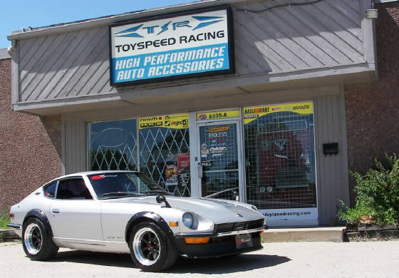 1970 nissan 240Z PROJECT RB26